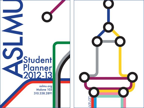 ASLMU 2012 Planner Inside Cover