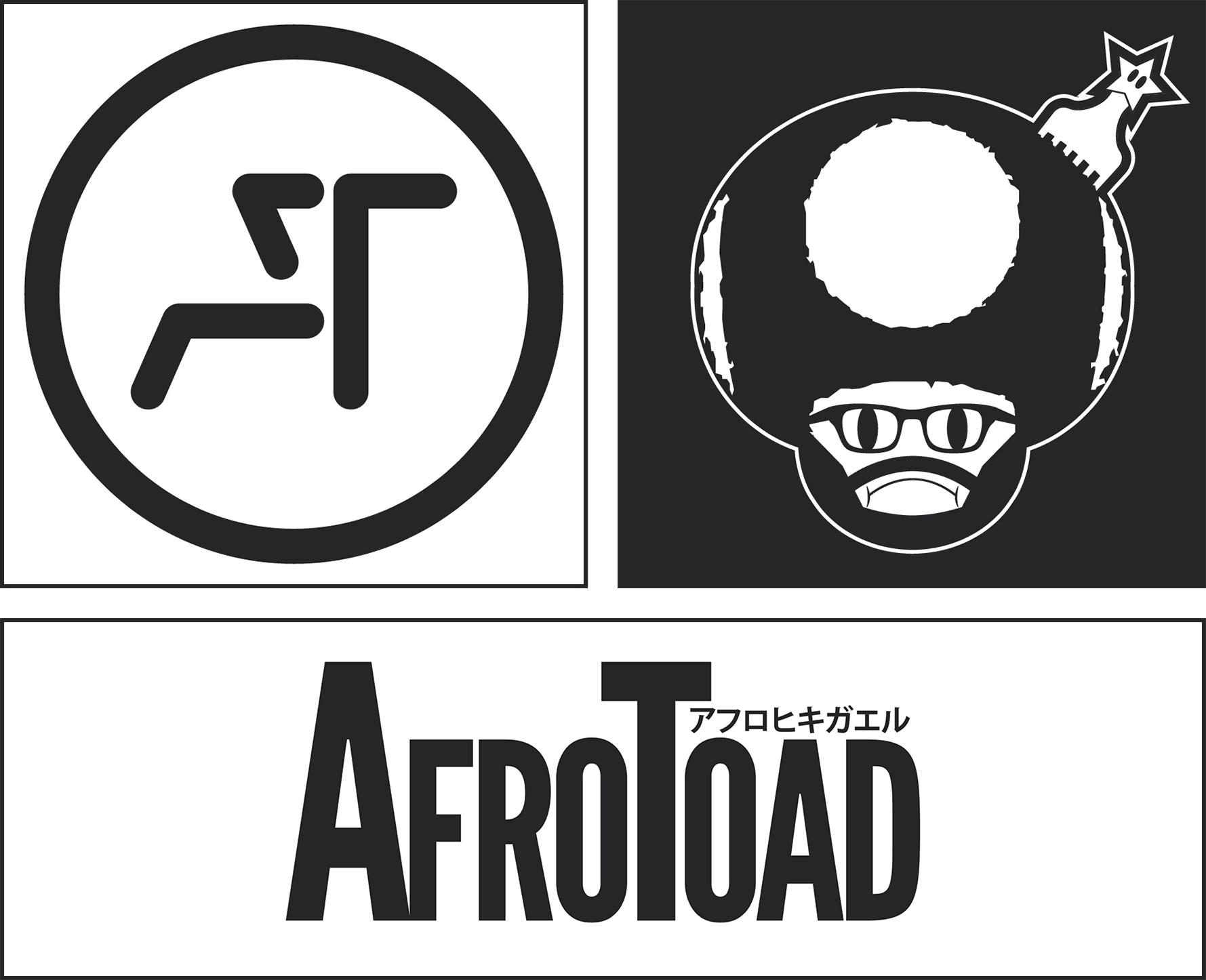 AfroToad Logo
